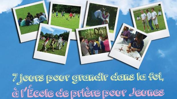 Camp été 2020 Ecole de Prière de Rennes